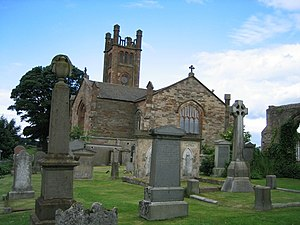 Kilconquhar - Image: Kilconquhar Church geograph.org.uk 324657