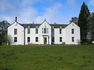 Field Studies Council - Kindrogan in Strathardle, Scotland.
