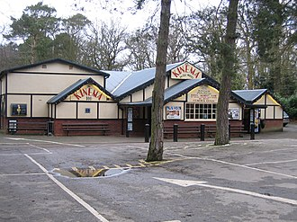 Woodhall Spa - Image: Kinema in the Woods