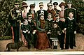 King George I of Greece and his family postcard.jpg