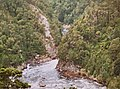 King River gorge from abt railway 01.JPG