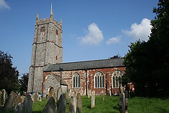 Kingsteignton - Image: Kingsteignton Church geograph.org.uk 968236