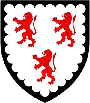 Baron Berners - Image: Kirkham Arms