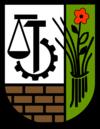 Coat of arms of Kirjat Mal'achi