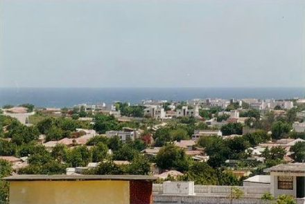 Medieval Kismayo was used by Ajuuran state to utilize the Jubba River for its plantations. - Ajuran Sultanate