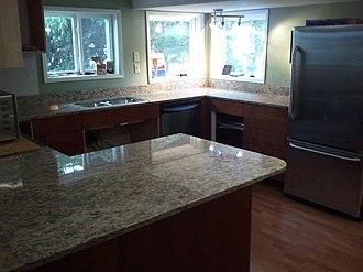 Countertop - Kitchen stone countertops, USA