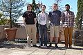 Kiwix hackathon Lyon juillet 2014 extérieur.jpg