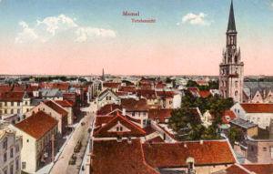 Klaipeda Panorama