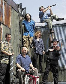 The Klezmatics An American Klezmer Band