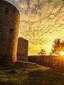 Kličevica fortress near Benkovac,Zadar county.jpg