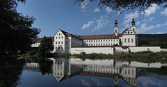 Pielenhofen - Pielenhofen monastery