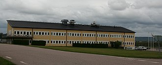Koenigsegg - The factory building in Ängelholm, Sweden