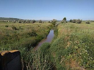 Cogîlnic River - The river in Tarutyne Raion, Odessa Oblast
