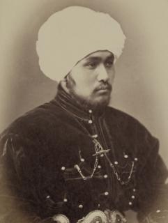 Khan of Kokand twice