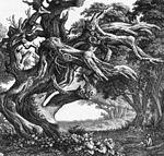 Kolbe, Carl Wilhelm d. Ä. - Fantastical Tree - c. 1830.jpg