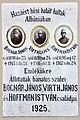 Korpavár, Albániában elesett első világháborús hősök emlékműve 2021 02.jpg