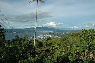 Ambon, Maluku - Image: Kota Ambon