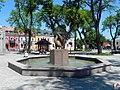 Krasnystaw, Fontanna z karpiami - fotopolska.eu (319190).jpg