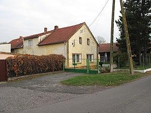 Krasowa - Image: Krasowa (powiat strzelecki), dům