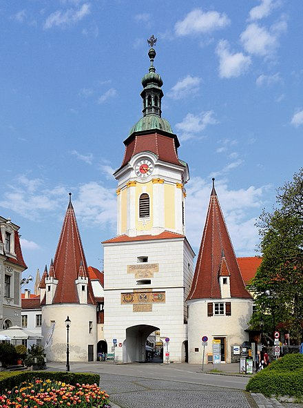 The Steiner Tor in Krems Krems - Steinertor (1).JPG