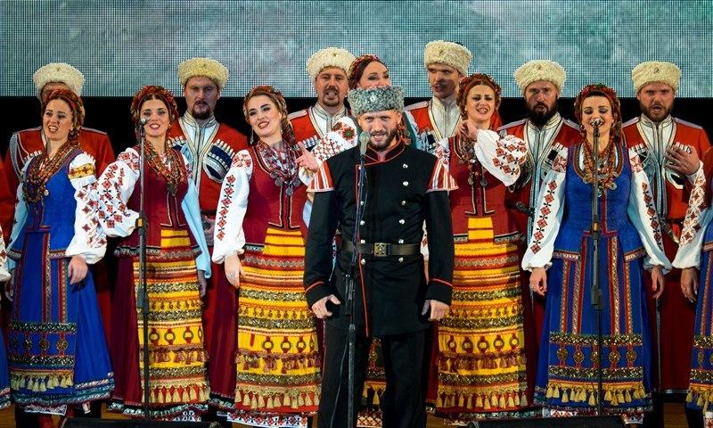 Kuban Cossack Choir, Viktor Sorokin
