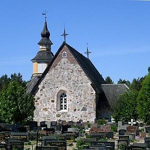 Kumlinge - Kumlinge Church