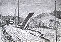 Kungshållet, Kjula ås. Olof Hermelin 1860t. Telegraf Etuna-Sthlm. Schnell.JPG