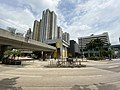 Kwai Hing Station Exterior view 202005.jpg