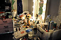 Kylie Minogue dressing room 2007 VA img02.jpg