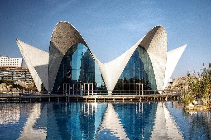 File:L'Oceanografic (Valencia, Spain) 01.jpg