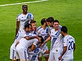 LA Galaxy players celebrate.jpg