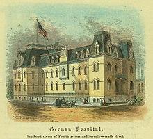 Lenox Hill Hospital - Wikipedia