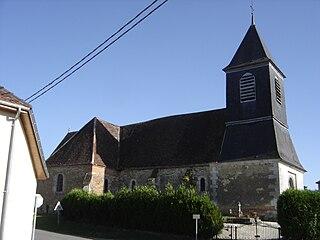 La Villeneuve-au-Chêne Commune in Grand Est, France