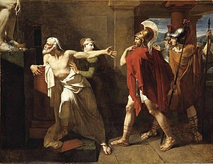 La Mort de Démosthène