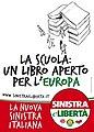 La scuola un libro aperto per lEuropa.jpg