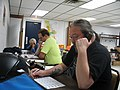 Labor Phone bank 2008.jpg