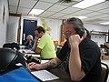 Labor Phone bank 2008.jpg