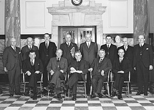 First Labour Government of New Zealand - The 1935 Labour Cabinet