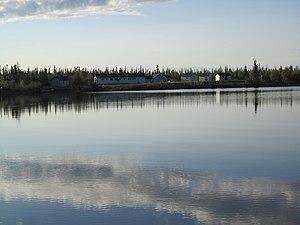 Lac La Martre - Image: Lac La Matre