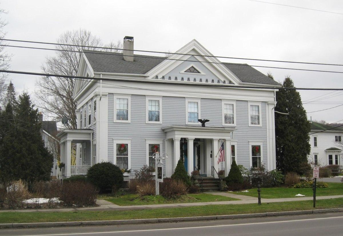 Lacy Van Vleet House Wikipedia