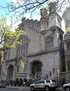 Our Lady of Good Counsel Church (Manhattan)