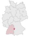 Lage des Landkreises Heidenheim in Deutschland.png