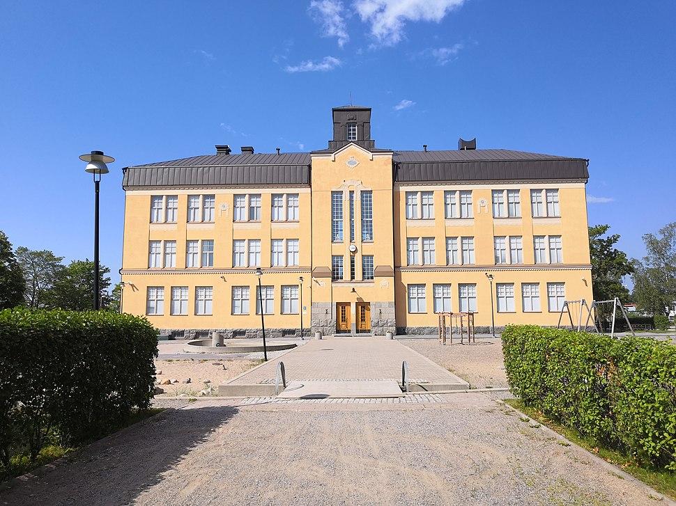 Lagmans skola