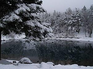 Lago delle Lame - Image: Lago delle Lame
