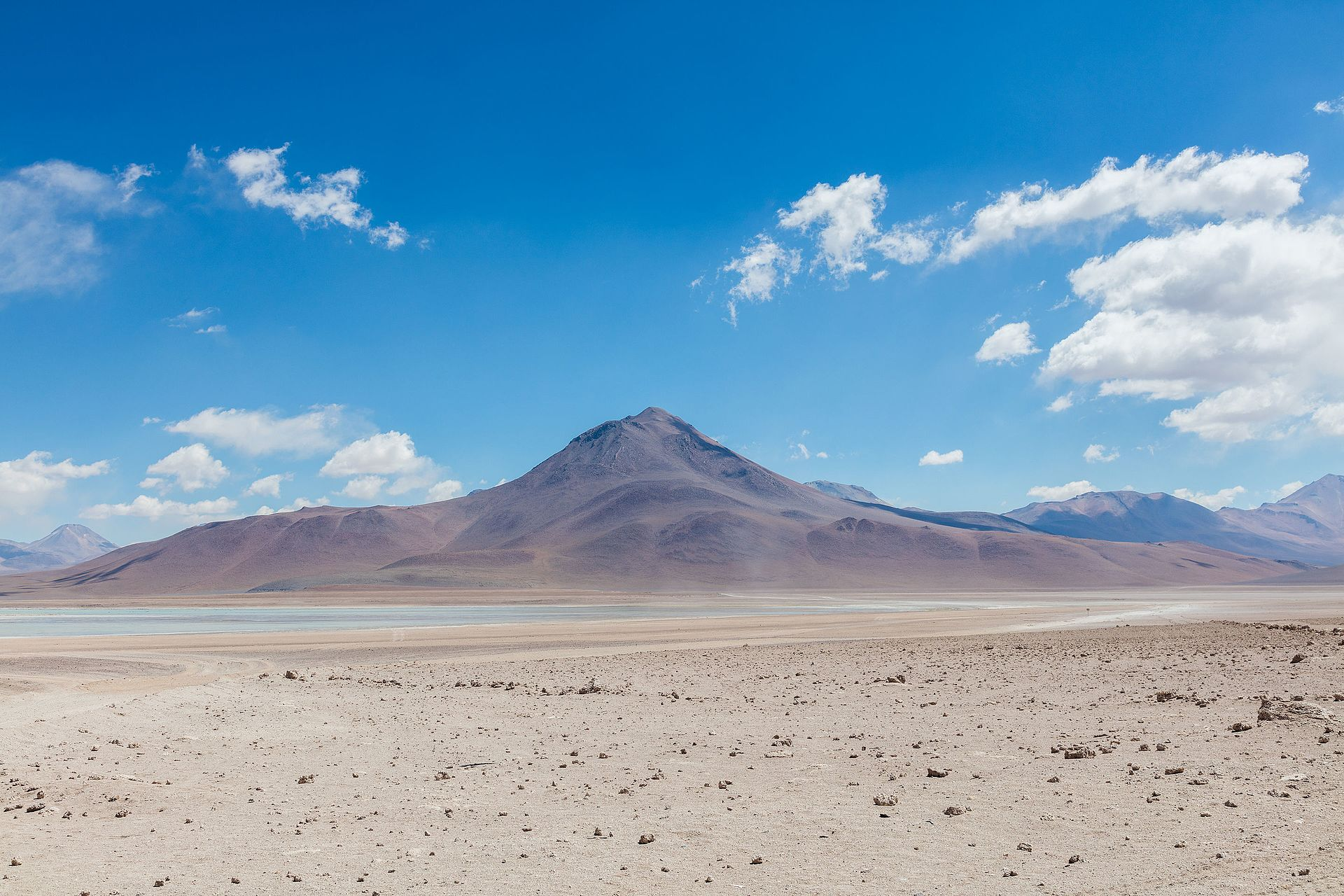Laguna Blanca (Bolivia) - Wikipedia, la enciclopedia libre  Laguna Blanca (...