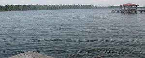 Lake Bruin - Image: Lake Bruin (May 2013) IMG 7482 1