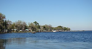 Crescent Lake (Florida) - Crescent Lake