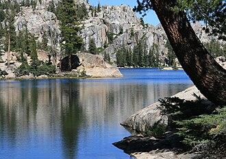 Emigrant Wilderness - Lake Lertoria, Emigrant Wilderness