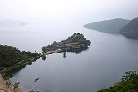Lake Lugu, between Sichuan & Yunnan, China.jpg