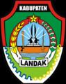Lambang Kabupaten Landak.png